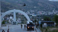 Tunceli'de Çatışma; 1 Askerimiz şehit 1 askerimiz  yaralı