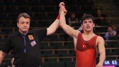Hamza Bakır ile Abdullah Toprak Avrupa şampiyonu oldu