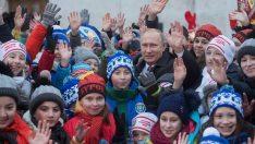 Putin'den çocuklara kitap tavsiyesi