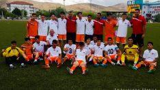 Adanaspor U-16 Tatvan Gölspor'u 3-1 mağlup etti