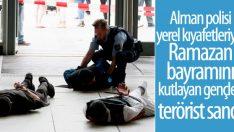 Almanya'da bayramı kutlayan Müslüman gençlere gözaltı