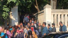 Başkan Erdoğan kendisinin ve eşinin anne ve babasının mezarını ziyaret etti