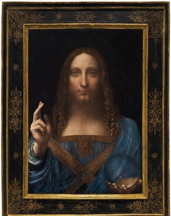 Dünyanın en pahalı tablosu Suudi prensin yatında