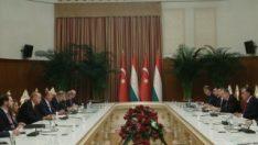 Erdoğan  Asya İşbirliği Zirvesi'nde konuştu