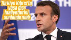Fransa'dan Türkiye'ye Doğu Akdeniz çağrısı