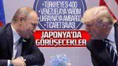 G20 Zirvesi'nde Trump ile Putin görüşmesi muallakta