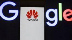 Google: Huawei sınırlaması ABD'nin güvenliği için riskli