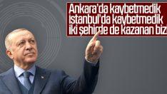 İstanbul ile Ankara'yı biz aldık