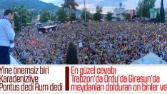İstanbul Ticaret Borsası Başkanı, Karadenizlilere Pontus dedi