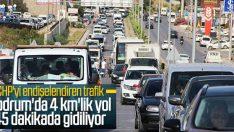İstanbul'un kalabalığı Bodrum'a taşındı