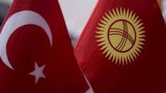 Kırgızistan Türkiye'ye nota verdi