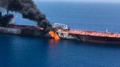 Koalisyon ülkelerinden petrol tankeri saldırısına kınama