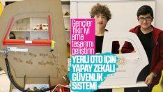 Lise öğrencileri çocuklar için yüz tanıma sistemi yaptı