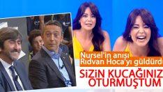 Nursel Ergin Rıdvan Dilmen ile olan anısını anlattı