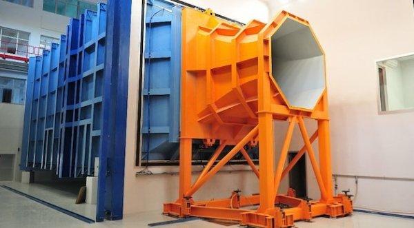 ODTÜ projesi, Türkiye'nin ilk rüzgar tüneli tamamlandı