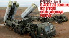 Pentagon S-400'ler için ortak çalışma grubuna karşı
