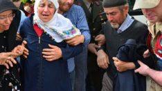 Şehidin ailesi acı haberi tarlada çalışırken aldı