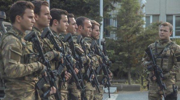 Söz dizisinin oyuncuları askere gitti