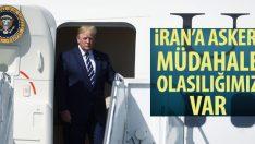 İran'a askeri müdahale olabilir