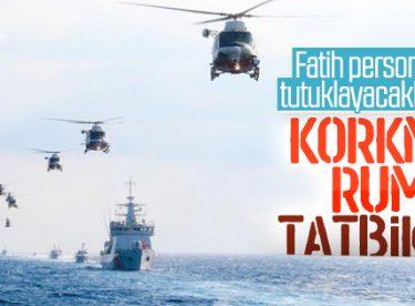 TSK ile KKTC'den ortak tatbikat