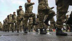 Yeni askerlik sistemi önümüzdeki cuma Meclis'ten geçecek
