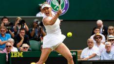 Wimbledon'da tek kadınlar şampiyonu Simona Halep oldu