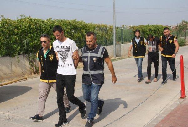 5 milyon euroya yakın vurgun yapan 2 kişi daha yakalandı