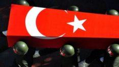 Mardin'den acı haber: 1 şehidimi var