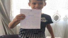 6 yaşındaki Filistinli çocuk İsrail'in sorgusunda