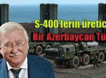 S400'leri üreten bir Türk olduğunu biliyor musunuz?