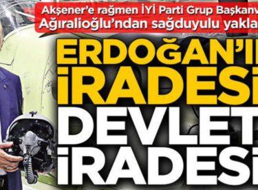 Erdoğan'ın devletin güvenliğiyle alakalı konularda iradesini örselemek Türkiye için bir zafiyet oluşturur