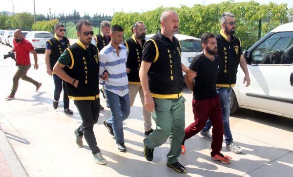 Adana'da kuyumcuya gasp: 1 kişi tutuklandı