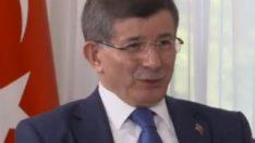 Ahmet Davutoğlu soruları yanıtlıyor