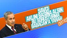 Ali Babacan'a soruşturma Bülent Arınç'a soruldu