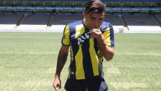 Allahyar, Fenerbahçe Ülker Stadyumu'nda!