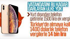 Amerika ile Türkiye arasında iPhone fiyat karşılaştırması