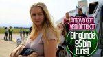 Antalya turizminde yeni gün rekoru