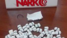 Antalya'da uyuşturucu operasyonu: 93 gözaltı