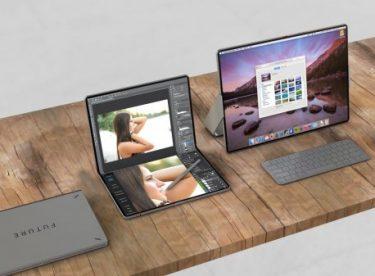 Apple, 5G destekli katlanabilir bir iPad üzerinde çalışıyor