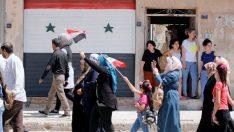 BM: Suriyeliler İdlib'den Türkiye sınırına kaçtı