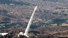 """Pençe-2 Operasyon Planı"""" çerçevesinde, yeni bir harekât başlatıldı"""