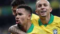 Brezilya final biletini 2 golle aldı! Arjantin elendi