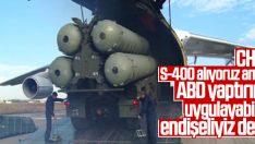 CHP, S-400 alımında ABD'nin tavrından çekiniyor