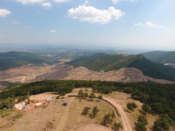 Cüneyt Arkın'dan Kaz Dağları'ndaki ağaç katliamına tepki