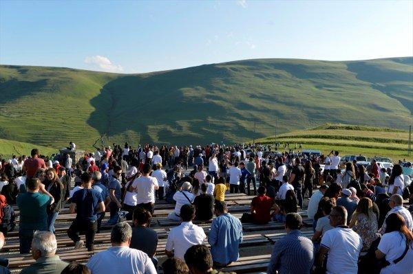 Damal'da Atatürk silüetine yoğun ilgi