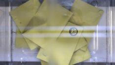 Demirci beldesinde yenilenen seçimin galibi AK Parti