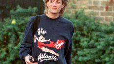 Diana'nın yıkanmamış sweatshirt'ü  42 bin 749 euro