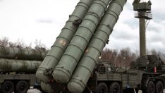 Türkiye'nin Rusya'dan satın aldığı S-400'ler harekete hazır!