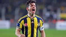 Emre Belözoğlu Fenerbahçe için sağlık kontolünden geçti