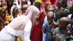 Gamze Özçelik Kamerun'da